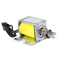 DC 12V 0.8N Push-Pull Open Frame Solenoid Electromagnet Electric Magnet Holding