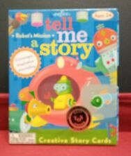 Robot's Mission Tell Me a Story Creative Story Cards Best Toy Award