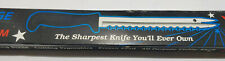 THE EDGE 2001 UTILITY KNIFE SURGICAL STAINLESS STEE,L GUARANTEED FOR LIFE, NEW!