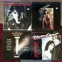 POP ROCK vinyl LP lot- Madonna - Journey - Dio - Bruce Springsteen - Billy Joel