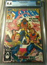 Uncanny X-Men #282 CGC 9.4 Marvel (1991) 1st BISHOP Appearance, Hot Key Issue!!!
