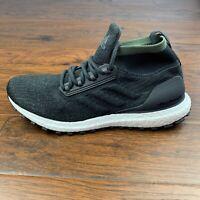 New Adidas Ultraboost All Terrain Black Running Shoes Mens CM8256 Size 8.5