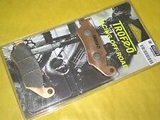 pastiglie SINTERIZZATE RACING anteriori Kawasaki KX 125 250 500 1994-2008 2T