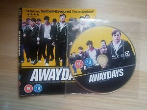 Awaydays (Blu-ray, 2009) ** DISC AND COVER ONLY **