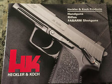 2002 Heckler And Koch Product Catalog