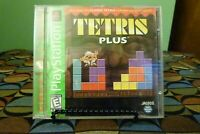 Tetris Plus (Sony PlayStation 1, 1996) VG Condition