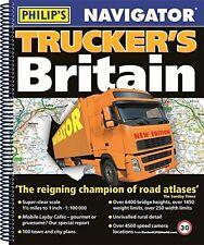 Truckers Atlas Road Navigator Bridge Heights Speed Camera Transport Business Map