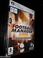 FOOTBALL Manager 2009 Jeu PC
