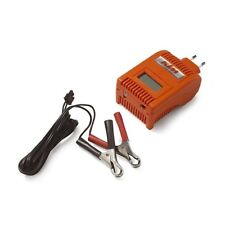 Cargador de Baterías con Tester KTM Battery Charger with Tester Ref. 58429074000