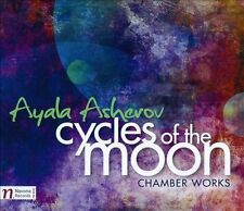 Asherov: Cycles of the Moon, New Music