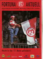 BL 91/92 Fortuna Düsseldorf - MSV Duisburg