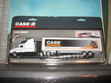 ERTL 1/64 CASE CORPORATION TRACTOR AND TRAILER *