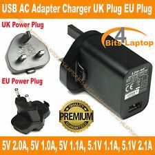 A1CS Acer 5V 2A & 5V compatible con 1A USB Cargador Adaptador de CA Fuente de alimentación