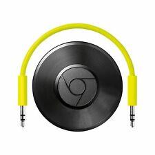 Dispositivo de transmisión de medios de audio Google Chromecast