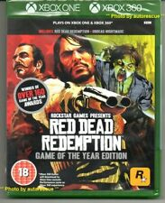 Red Dead Redemption Game Of The Year Edition * XBOX ONE 360 et compatible *