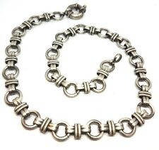 Men's 18mm Boys Chain Stainless Steel Unique Chain Necklace Body Jewelry UK