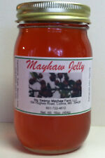 Swamp May-Haw Jelly In A Glass Pint Jar