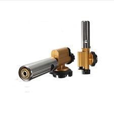 Hot Portable Gas Torch Jet Flame Lighter Maker Gun Butane Weld Burner Picnic BBQ
