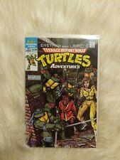 Ultra Rare Teenage Mutant Ninja Turtles Adventures 1 comic Archie Vintage
