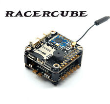 RacerCube F3 EVO Flight Controller Integrated PCB Board MWOSD 4in1 ESC Frsky 8CH