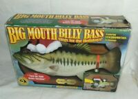 Big Mouth Billy Bass Gemmy Christmas