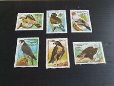 CAMBODIA 1999 SG 1937-1942 BIRDS OF PREY MNH