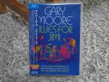 GARY MOORE BLUES FOR JIMI RARE OOP JAPAN BLU-RAY+CD
