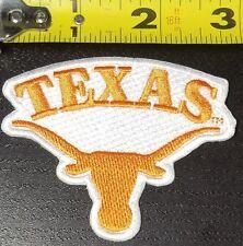 "Univ. Texas Longhorns Steer Logo 3""x2.5""~FREE SHIPPING FROM THE U.S.~"
