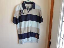 Point Zero T-Shirt - Multi Color Size L 100% Cotton