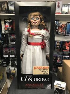 Annabelle Doll The Conjuring by Trick or Treat Studios 1:1 Scale Prop IN STOCK