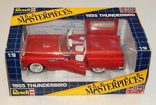 Revell Scale Masterpieces 1955 Ford Thunderbird 1:18 DieCast In Box R8903