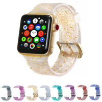 Bling Watch Strap Glitter Armband For Apple Watch iWatch Series 1/2/3/4
