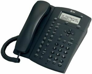 AT&T 955 Corded Expandable 4-Line Intercom Speakerphone with Caller ID Graphite