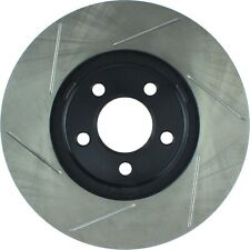 StopTech Disc Brake Rotor Front Left for Mercury, Ford, Lincoln / 126.61072SL