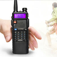 Baofeng UV-5R Walkie Talkie 136-174&400-520MHz UV5R 5W 3800mah FM Transceiver