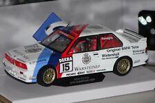 BMW M3/ E30 DTM 1989 - SOLIDO 1/18