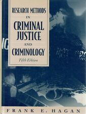 Research Methods In Criminal Justice And Criminology by Hagan Frank E - Book
