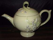Lenox Floral Blossoms Blue Bell Teapot