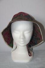ROSE & THEO  - Chapeau Fille  - Imprimé motif fleuris  - 8 ans - neuf