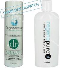 Regenepure Dr & nt Combo-pérdida de cabello Recrecimiento Anti DHT Shampoo & Acondicionador Kit