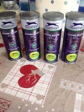 12 Slazenger Wimbledon tennis balls 4cans x3