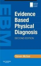 Evidence-Based Physical Diagnosis: Text with BONUS PocketConsult-ExLibrary