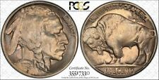 1923 S BUFFALO NICKEL 5C PCGS MS62 SECURE GOLD SHIELD UNC