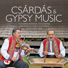 CD Csardas & Gypsy Music von Hungarian National Folk Ensemble