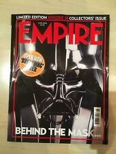 Empire magazine June 2005 breathing Darth Vader Star Wars cover - brand new