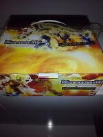 dragon ball megahouse capsule 8 figures color edition goku ss3, vegeta, gohan