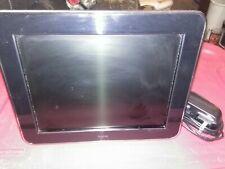 "KODAK PULSE, 10"" DIGITAL FRAME Model W1030 Good Used Condition"