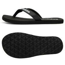 Adidas EEZAY Flip-Flops Slides Sandals Slipper Black EG2042