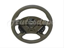 Genuine New 2000-2004 Ford Focus Steering Wheel Leather Tan With Cruise Control