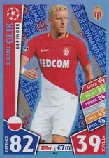 Mahboob Glik 2017-18 Champions League Match Attax, Defensive Dynamo, Sammekarte